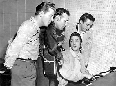 The Million Dollar Quartet Sun Session