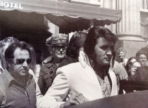 Joe Esposito & Elvis, Tulsa 1972