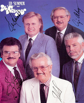 J.D.Sumner and the Stamps Quartet '92